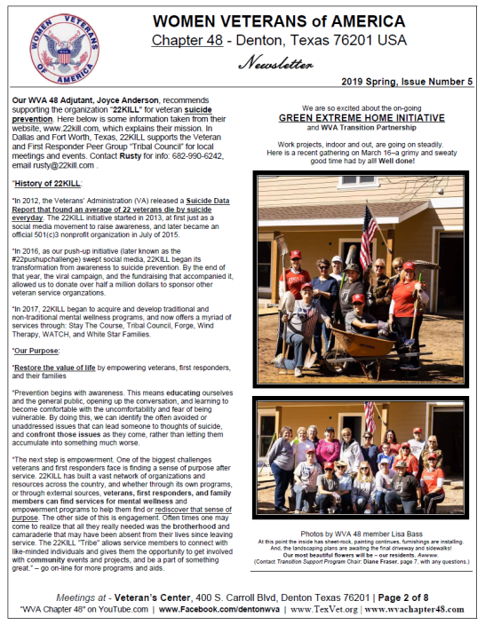 2019 Spring Number 5 Page 2